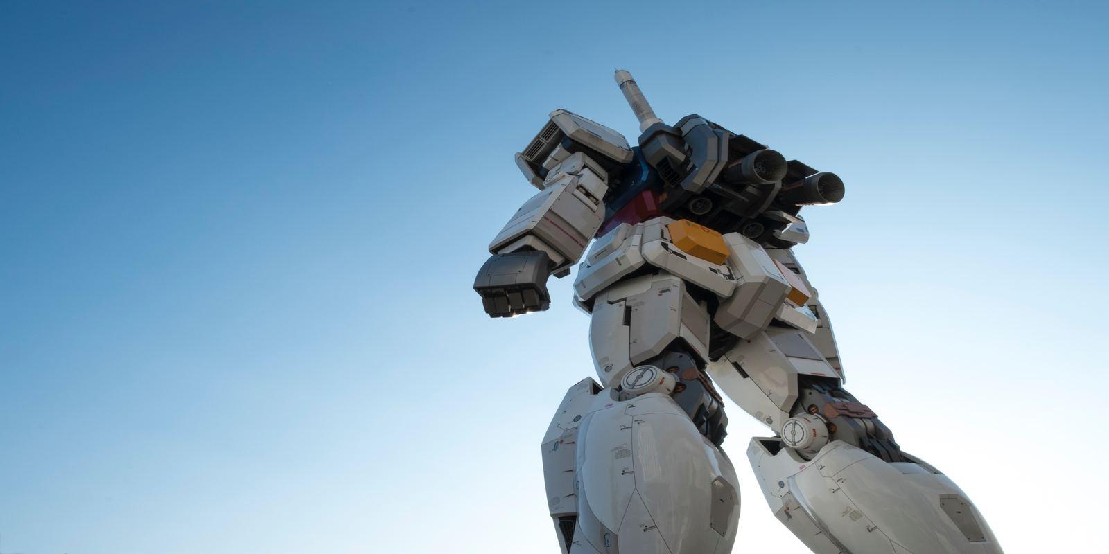 Gunpla Gundam Model