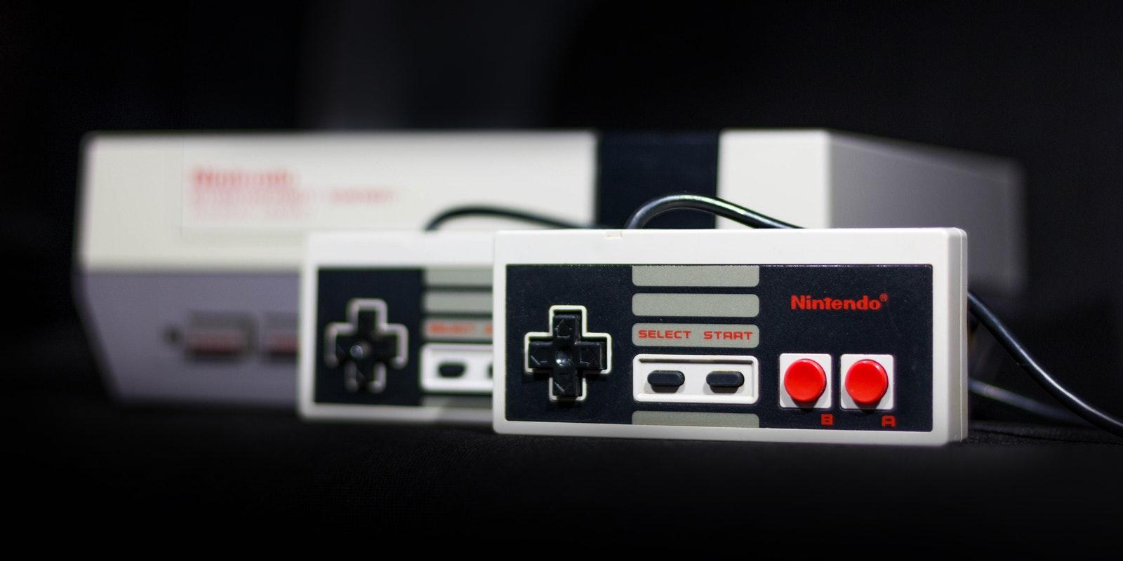 Retro NES System Nintendo