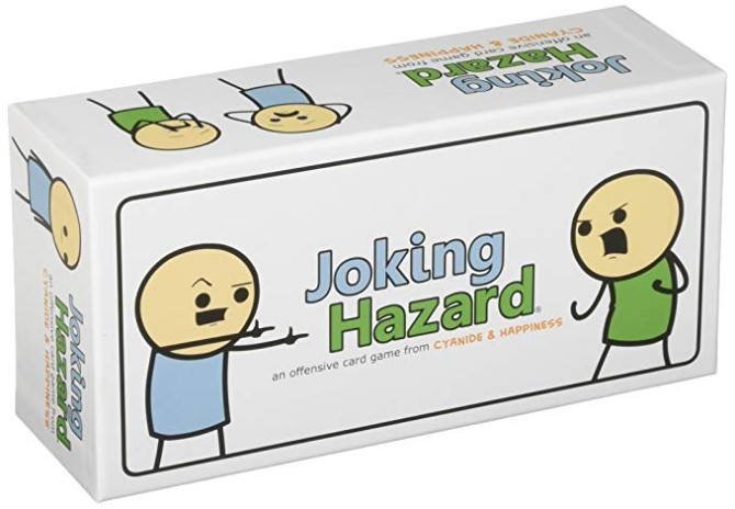 Joking Hazard Board Game Cyanide and Happiness