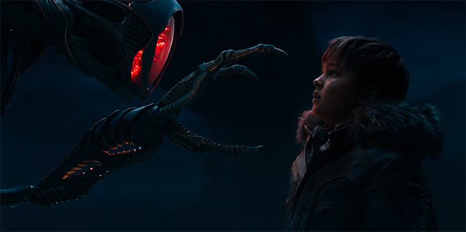 Robot Shows on Netflix Lost in Space