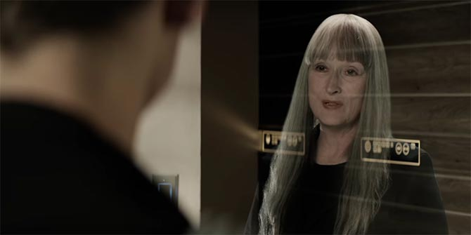 The Giver Review Meryl Streep
