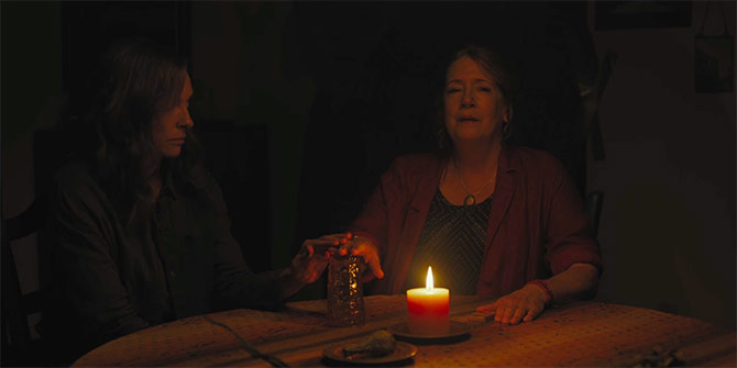 Hereditary Review Summoning a Ghost