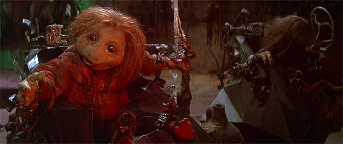 The Dark Crystal Review Puppet in Chains