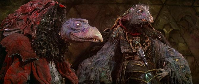 The Dark Crystal Review Skeksis