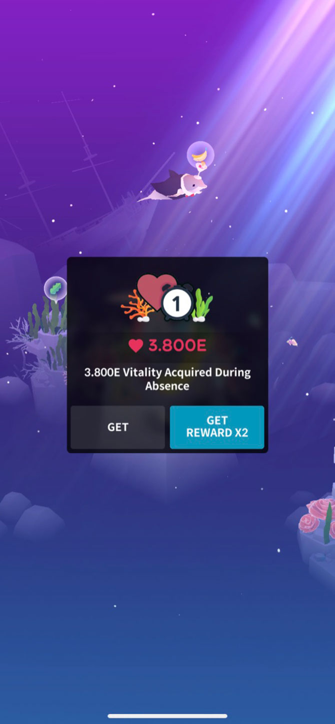 Tap Tap Fish Review Vitality Ads