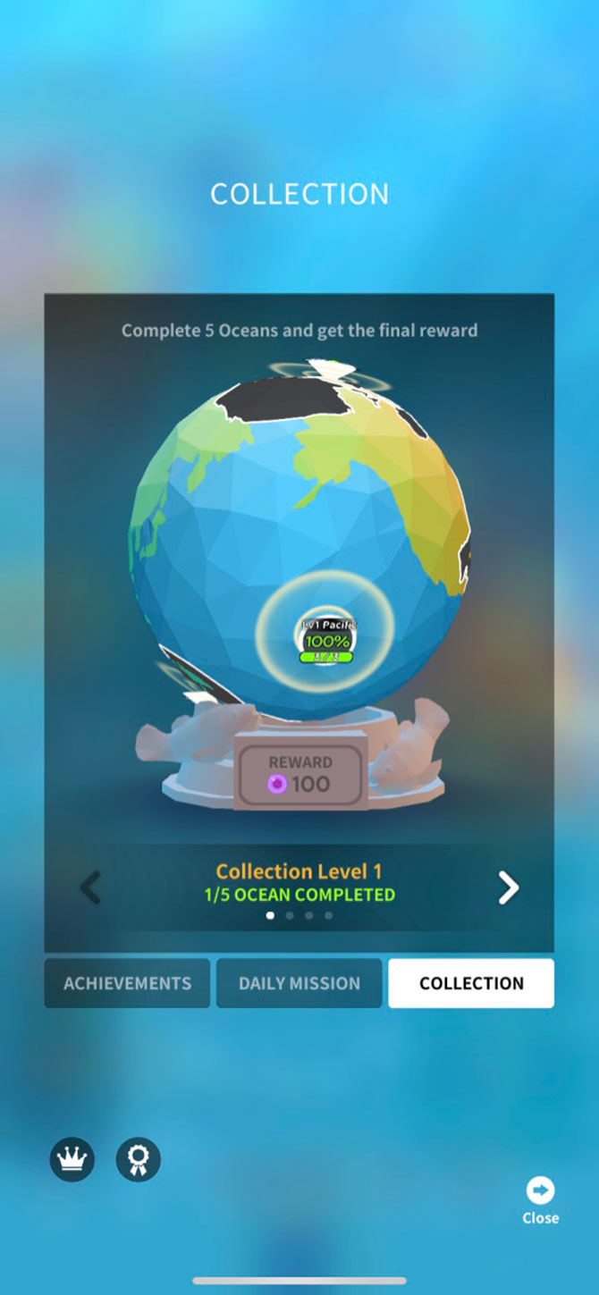 Tap Tap Fish Review Ocean Collection Challenge