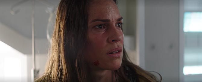 I Am Mother Review Hilary Swank