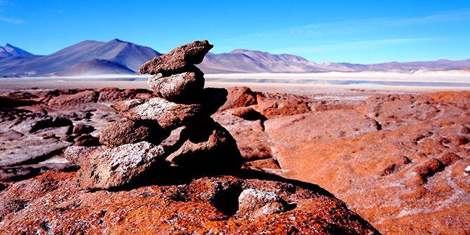 Most Mars-Like Places on Earth Atacama Desert