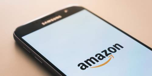 How to Find Geeky Books on Amazon Using Phone