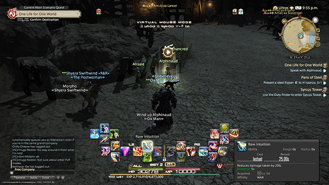 5 Essential Tips When Playing Final Fantasy XIV With a
