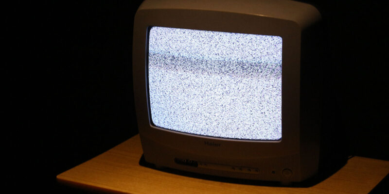 Why Do We Give up on TV Shows Blank TV
