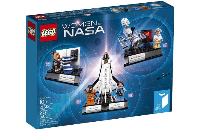 LEGO's Women of NASA set